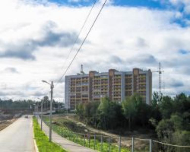 Микрорайон Алтуховка