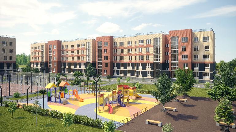 """ЖК бизнес-класса в мкр """"Мегаполис-Парк"""", поз. 4, 3-й этап строительства"""