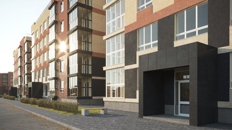 """Дом бизнес-класса в мкр """"Мегаполис-Парк"""", поз. 2, 3-й этап строительства"""